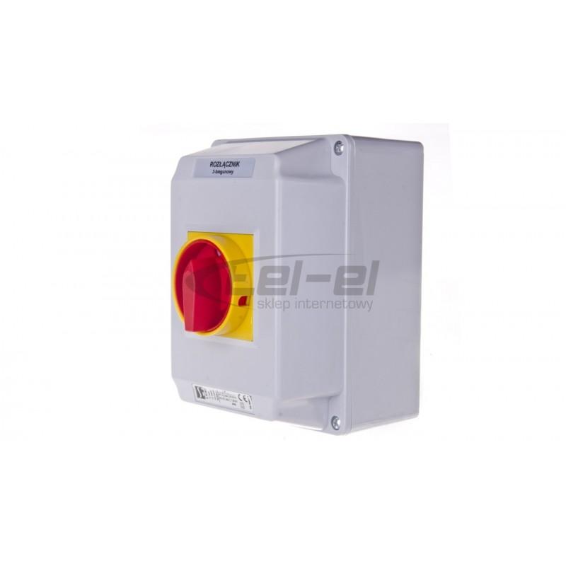 Oprawa LED TERA NT 14V DC GRF zielona 03-111-34 LED10311134