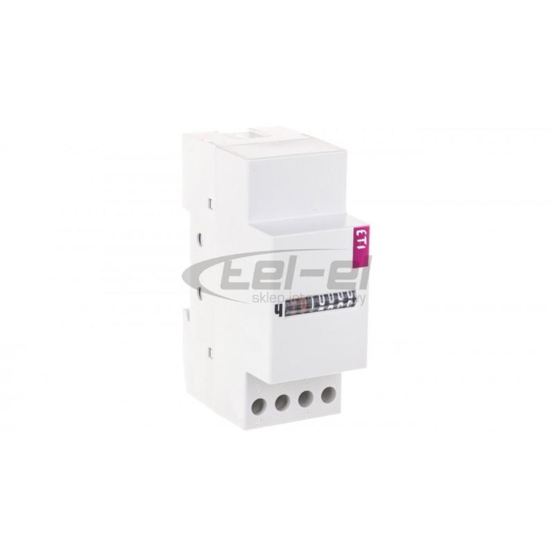 Oprawa LED TICO NT 14V DC ZLO czerwona 04-111-43 LED10411143