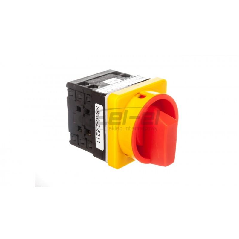 Oprawa LED TICO z ramką NT 14V DC GRF czerwona 05-111-33 LED10511133