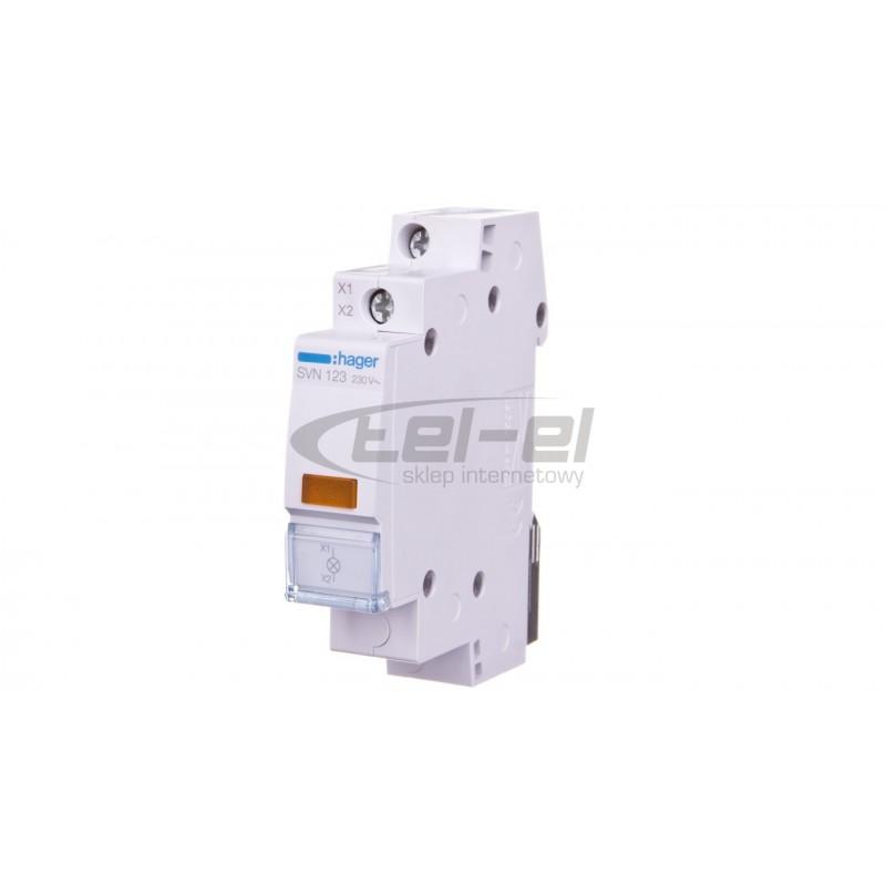 Oprawa LED TIMO z ramką NT 14V DC ZLO niebieska 07-111-45 LED10711145