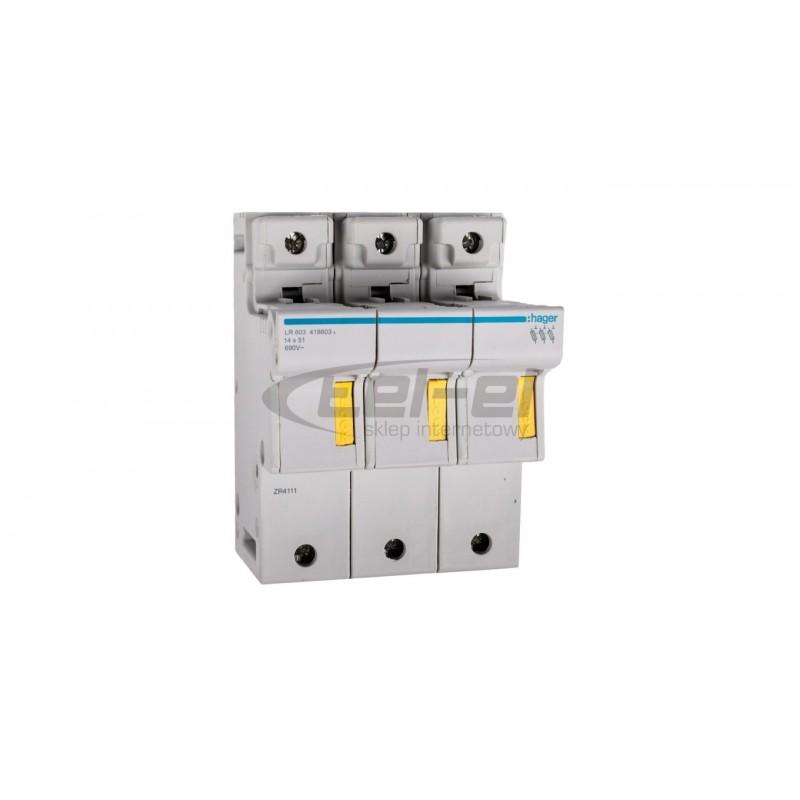 Oprawa LED TIMO NT 14V DC GRF czerwona 06-111-33 LED10611133