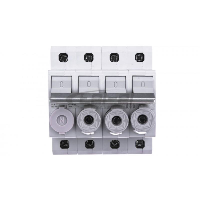 Oprawa LED TIMO NT 14V DC ZLO biała ciepła 06-111-42 LED10611142