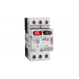 Oprawa LED MOZA NT 14V DC ALU czerwona 01-111-13 LED10111113
