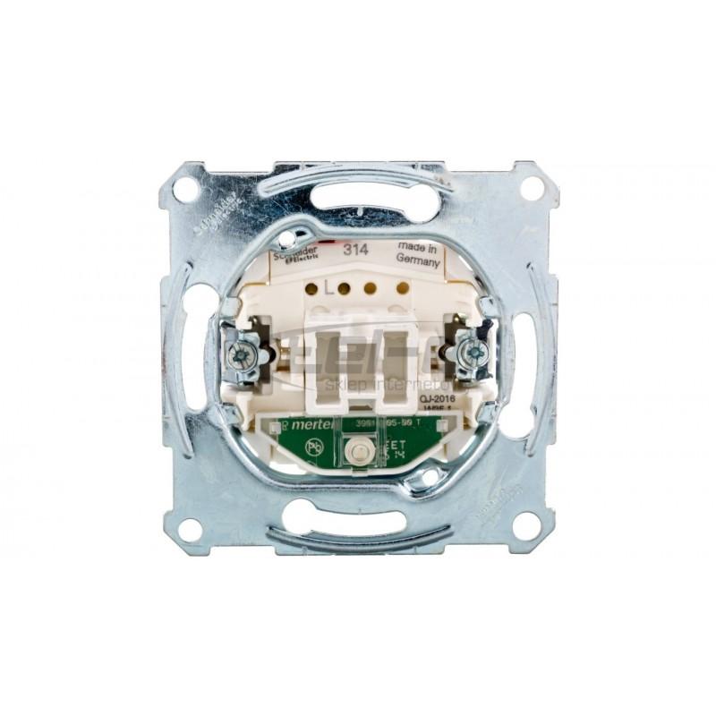 Oprawa LED MOZA NT 14V DC STA czerwona 01-111-23 LED10111123