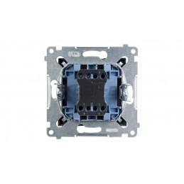 Lampka modułowa 1-fazowa 230V AC LED żółta RLK-1Y 863025