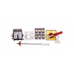 ASFORA Przycisk podwójny (z. śrub) bez ramki aluminium EPH1100361