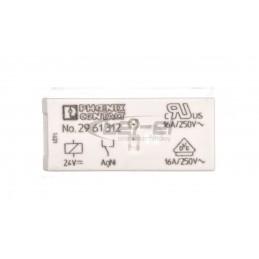 ASFORA Przycisk podwójny (z. śrub) bez ramki antracyt EPH1100371