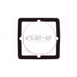 Pop-up Puszka podłogowa 100x122x61.2mm 4-modułowa aluminium 054011