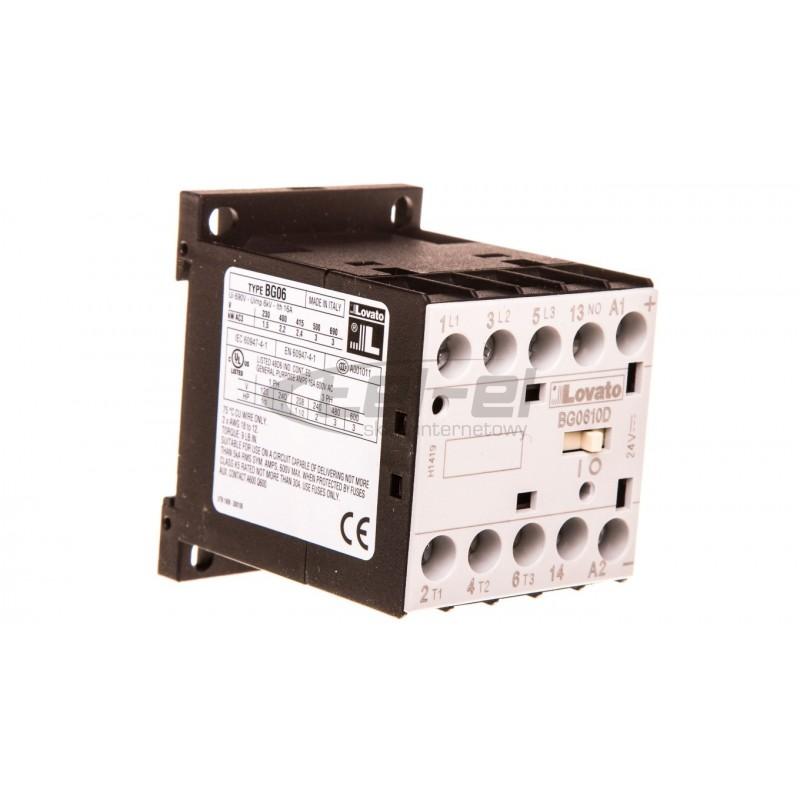 Łącznik modułowy bistabilny z lampką LED 1Z 20A 1248V ACDC LP441 412912