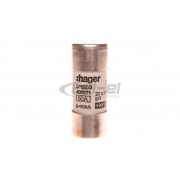 Wkładka bezpiecznikowa cylindryczna 5x20mm 1.6A F 250V 010216