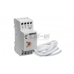 Przycisk modułowy 20A 1R z lampką LED 1248V czerwoną LP462 412919