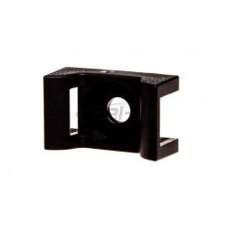 Postawka 16x26.5mm czarna...