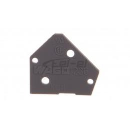 Puszka nt hermetyczna pusta 93x93x55mm IP67 biała N90x90S 35135206