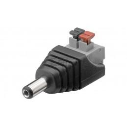 Wtyk DC (5.50 x 2.10mm) -...