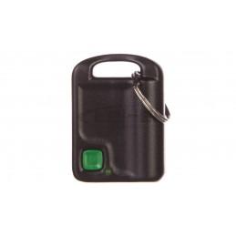 Simon Classic Przycisk bryzgoszczelny /dzwonek/ IP44 biały MD1BL/11