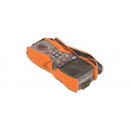Modułowy blok rozdzielczy czterobiegunowy 4x5x6mm2 2x25mm2 TS35 ShNK4x7 85136002
