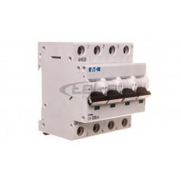 Blok samozaciskow 63A QC niebieski 10 przyłączy 33x45x34mm KN10N
