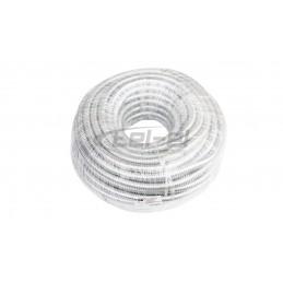 Wąż osłonowy polipropylenowy zjadacz kabli SHR-25-PPB czarny 61830330 20m