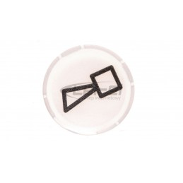 Soczewka przycisku 22mm...