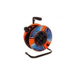 Patch cord światłowodowy SCSC duplex MM 50125 OM2 1m LS0H pomarańczowy DK-2522-01