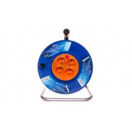 Patch cord światłowodowy LCLC duplex MM 50125 OM2 1m LS0H pomarańczowy DK-2533-01