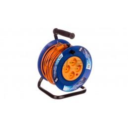 Patch cord światłowodowy LCSC duplex MM 50125 OM2 1m LS0H pomarańczowy DK-2532-01