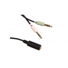 Przewód adapter /słuchawki...