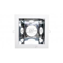 Simon 54 Termostat cyfrowy z wewnętrznym czujnikiem temperatury brąz mat D75817.01/46