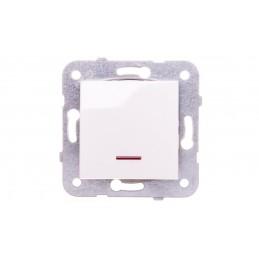 Szyna montażowa 35x15x1200mm aluminium BPZ-DINR57-1200 293598