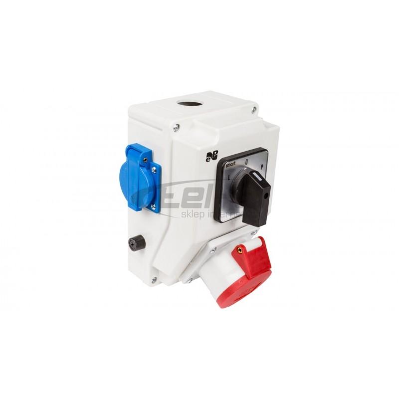 Wyłącznik nadprądowy 1P C 2A 6kA AC MCN102E