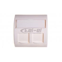 SONATA Regulator temperatury /czujnik podłogowy/ czekoladowy metalik RTP-1R/m/40