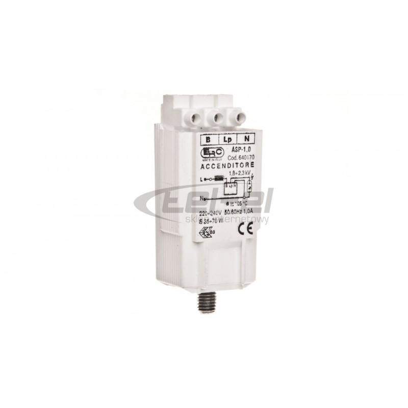 Wyłącznik różnicowoprądowy 4P 25A 0,1A typ A CFI6 25/4/01-A-DE 235781