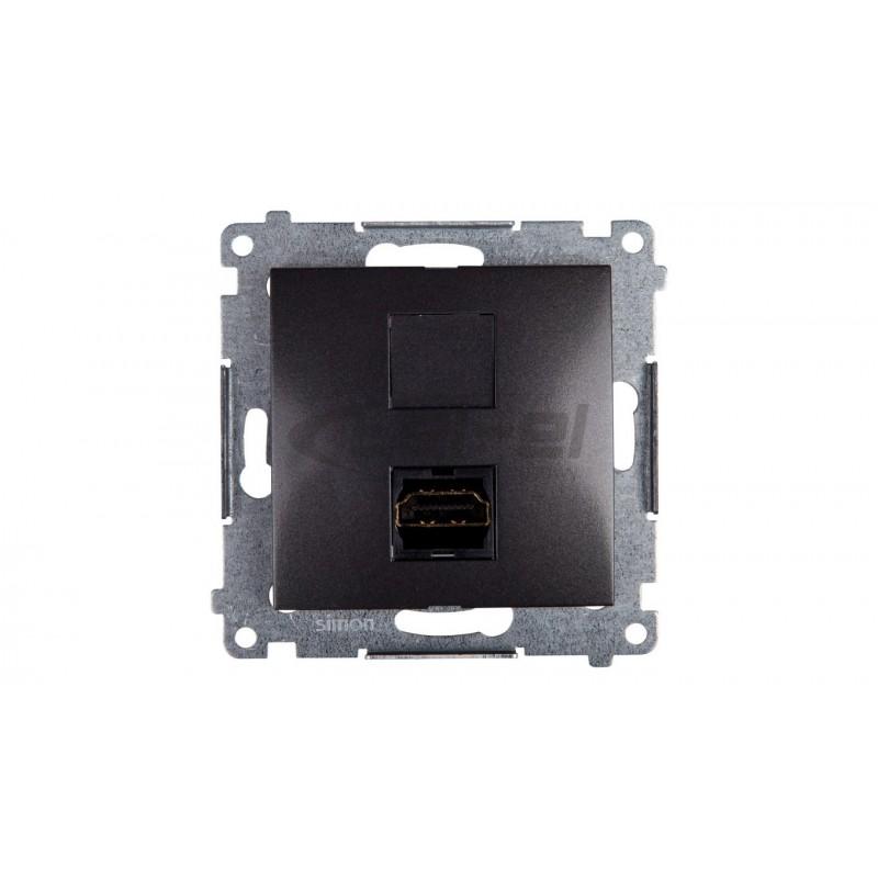 Wyłącznik nadprądowy 1P+N C 13A 6kA AC CLS6-C13/1N-DP 270453