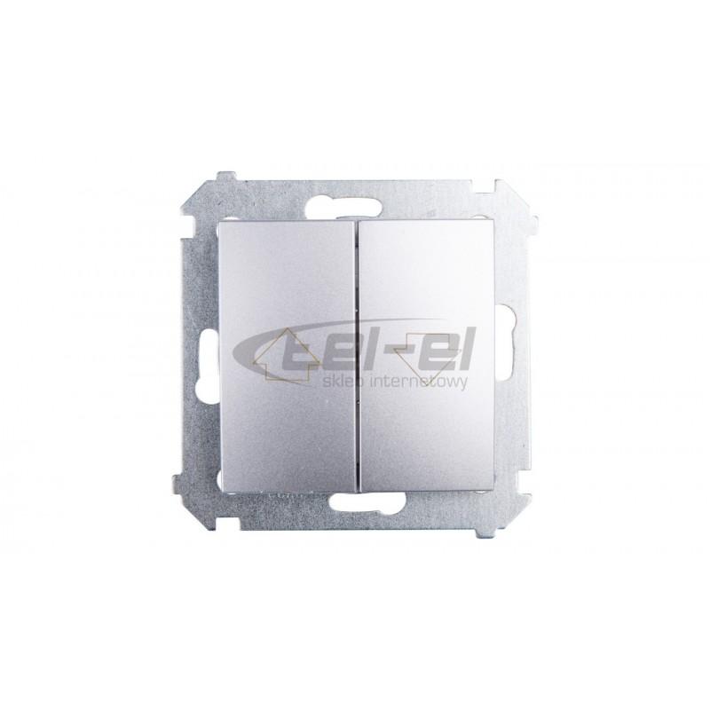 Wyłącznik nadprądowy 2P C 63A 6kA AC CLS6-C63/2-DP 270392