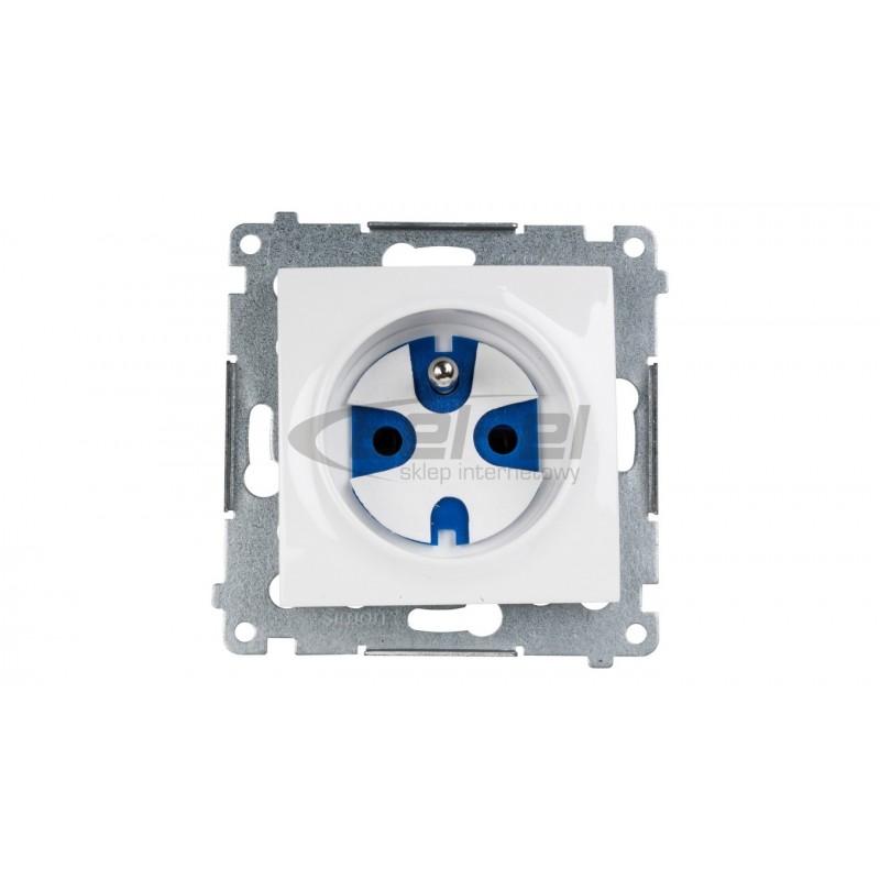 Wyłącznik różnicowo-nadprądowy 2P 10A B 0,3A typ AC CKN6 10/1N/B/03 241092