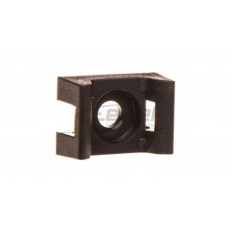 Podstawka 13x18.5mm czarna...